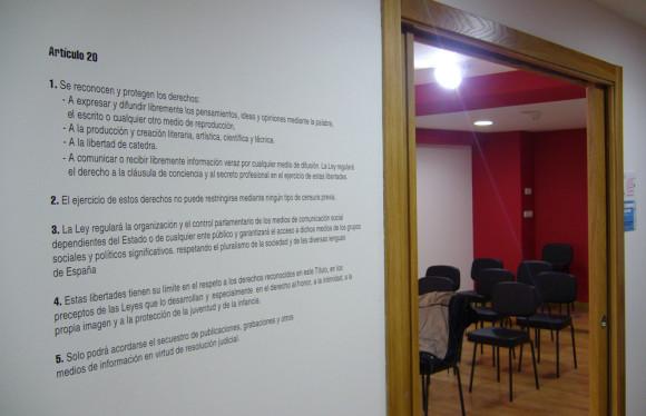 Sede del Centro de Prensa