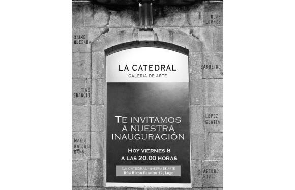 """Galería de arte """"La Catedral"""""""