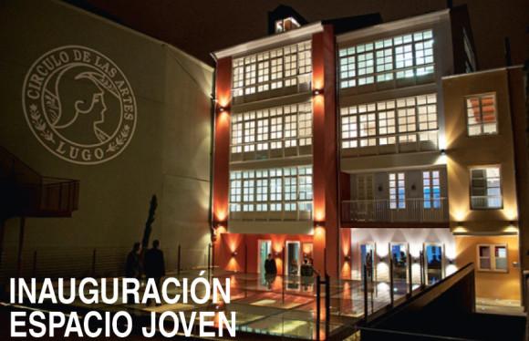 Círculo de las Artes - Inauguración Espacio Joven