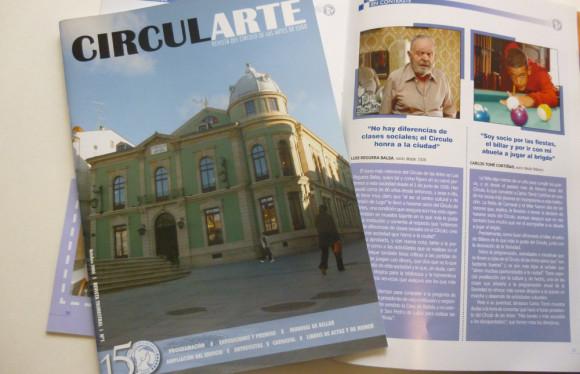 Círculo de las Artes - Proyecto