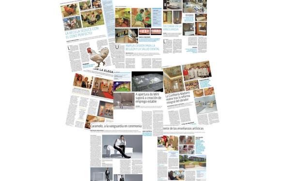 Publirreportajes en Prensa