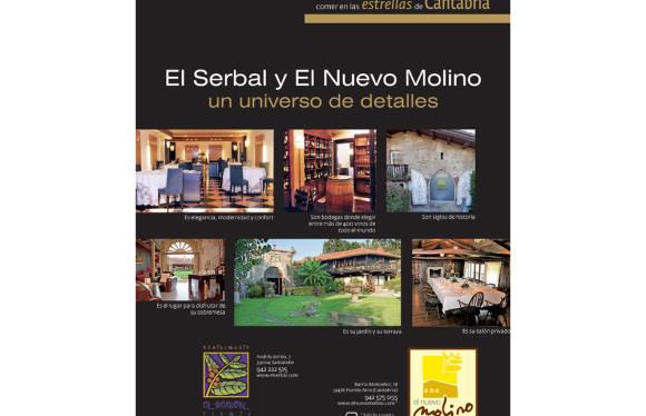 Restaurantes El Serbal y el Nuevo Molino