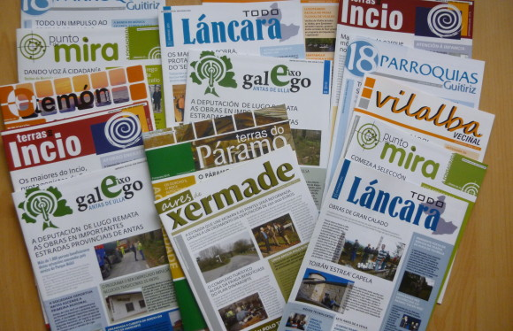 revistas municipais